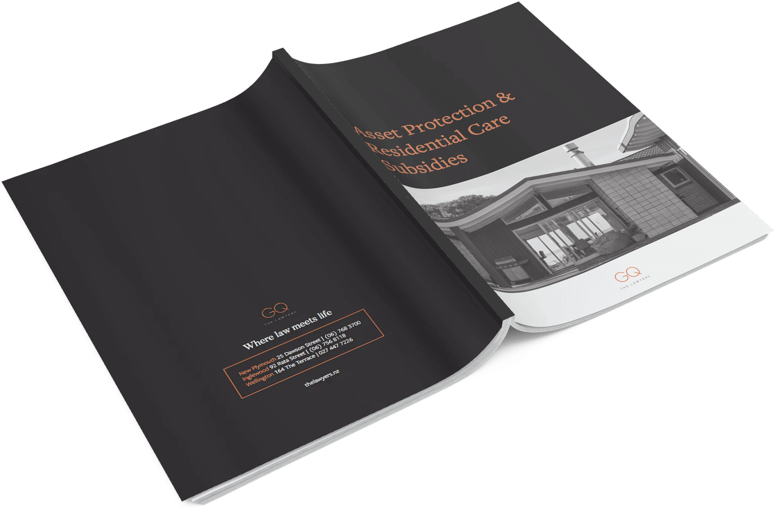 Download this booklet to learn more about setting up a trust to protect your assets