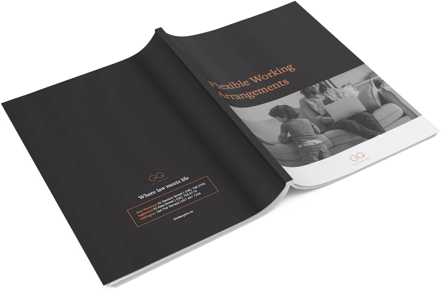 Download this booklet to understand more about Flexible Working Arrangements