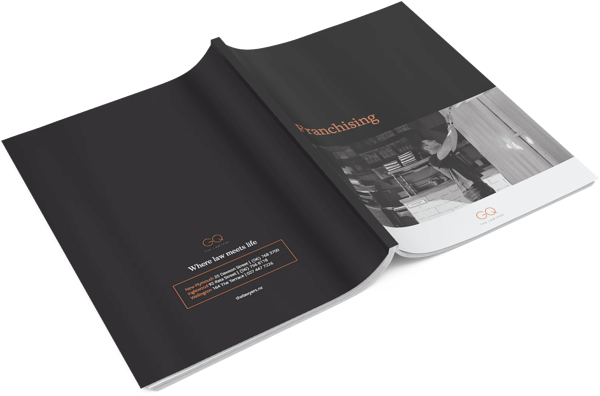 Franchising Booklet