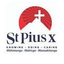 St Pius Logo