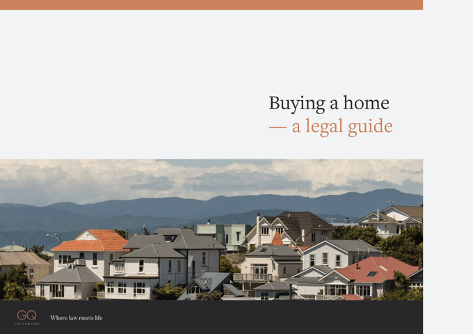 Buying a home — a legal guide from Govett Quilliam